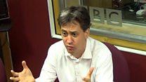 Ed Miliband: I'll be back