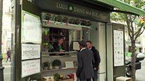 The Parisian 'on-street concierge' service
