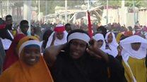 Maandamano kushutumu al-Shabab Mogadishu