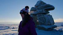 """La """"mejor maestra en el mundo"""" enseña en el Ártico"""