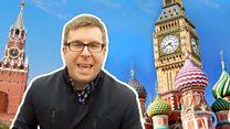 #Londonблог: места Москвы, связанные с Британией