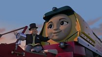 Thomas the Tank Engine's new female friends