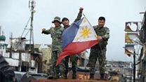 Duterte: Marawi telah 'dibebaskan' dari militan