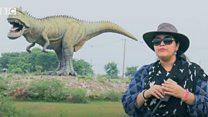 ગુજરાતમાં દુનિયાનો બીજો સૌથી મોટો ડાયનોસોર પાર્ક
