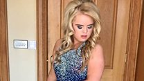Down's syndrome teen set to make her modelling debut