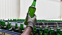 Cameroun: la consommation de bière bat les records