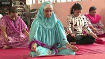 बोहरी महिलांचा 'मुस्लिम' योग
