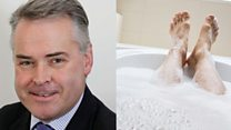 MP Tim Loughton: Why I take a bath for an hour each day
