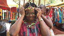 Maasai market Kenya