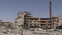 """З Ракки витіснили бойовиків """"ІД"""", але де вони?"""