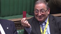 'Red card' for refereeing Tory MP