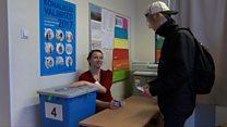 Выборы в Эстонии - теперь с 16 лет