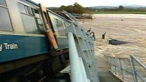 Glanrhyd: 30 years since rail disaster