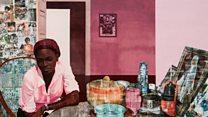Nigerian woman wins 'Genius' grant for art