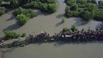 Crise des Rohingyas: des images de drones montrent l'ampleur de la situation
