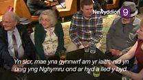 'Cynnwrf' Esperanto Cymru