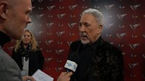 Sir Tom Jones: 'I felt terrible' after encounter