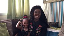 'I design clothes to inspire my daughter'