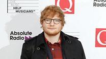 Meski cedera lengan, Ed Sheeran janji kembali manggung dalam satu bulan