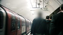 Catching harassers undercover on the tube