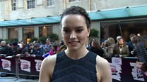 From another galaxy to a kitchen: Daisy Ridley's Four Things