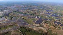 Найбільша в світі сонячна ферма на воді