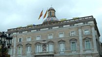 حمایت آلمان و فرانسه از مادرید؛ مرکل و مکرون می گویند بحران کاتالونیا با قوانین اسپانیا حل شود