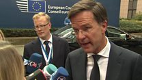 'Theresa, please!' Dutch PM on Brexit talks