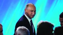 Путин ответил анекдотом на вопрос об участии в Выборах-2018