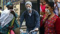Pollution 'linked to one in six deaths'