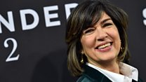 Christiane Amanpour on getting the story