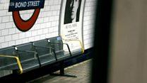 À paisana, polícia de Londres persegue assediador dentro do metrô
