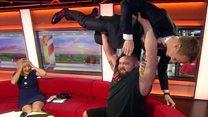 ICYMI: TV high jinks and a dancing duchess