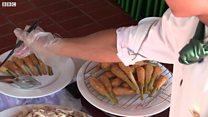 An toàn thực phẩm và đón tiếp APEC