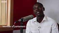 """""""Youths na di leaders of today, not tomorrow"""" - Kenya Lawmaker"""