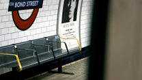 ตำรวจนอกเครื่องแบบจับคนร้ายล่วงละเมิดทางเพศบนรถไฟใต้ดินลอนดอน