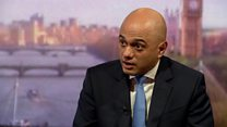 Borrow more for new housing, says Javid