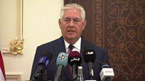 Tillerson: 'No Qatar-Saudi talks yet'