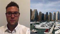 Seorang pengusaha Skotlandia dipenjara tiga bulan karena pegang pinggul lelaki di Dubai