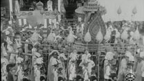 How Thai King's funeral looked in 1926