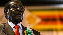"""Mugabe """"humilié"""" par l'OMS"""