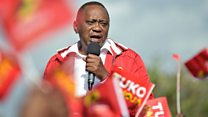 Au Kenya, les prières n'ont pas eu raison de la tension pré-électorale