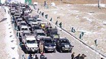 پاکستان موٹر کار ریلی کی خنجراب سے اسلام آباد آمد