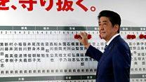 北朝鮮「国難」で安倍氏圧勝 改憲に弾みか