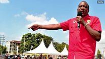 Kenya Elections: BBC Pidgin don dey ground