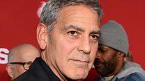 """""""Quizás ahora empecemos a creer a las mujeres"""", Clooney sobre el escándalo sexual de H. Weinstein"""