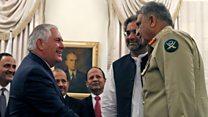 امریکی وزیر خارجہ کے دورہ جنوبی ایشیا پر مذاکرہ