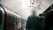 ロンドン地下鉄の性犯罪を防げ 私服警官に同行取材