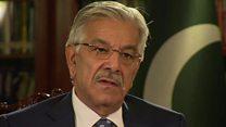 د پاکستان بهرنیو چارو وزیر: طالبان اوس د دوی خاورې ته اړتیا نه لري