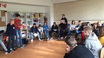 Cómo es educarse en una escuela de Alemania que da más libertades a los estudiantes y quiere revolucionar la educación